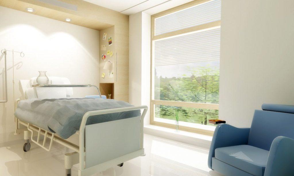 hastane penceresi
